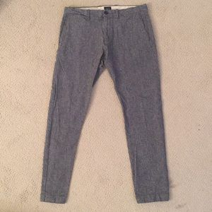 J Crew Stretch 484 Pants